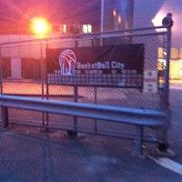 Photo taken at Basketball City @ Pier 36 by J.c. B. on 5/30/2012