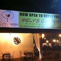 Photo taken at Mely's Garden Restaurant by Myk A. on 2/29/2012