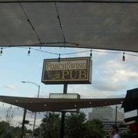 Photo taken at Porch Swing Pub by Jason G. on 8/30/2012