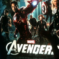 Photo taken at Regal Cinemas Arbor Place 18 & IMAX by Phonz on 5/4/2012