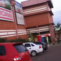 Photo taken at Shopping do Vale by Diego K. on 4/12/2012