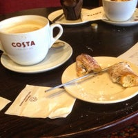Photo taken at Costa Coffee by Steve W. on 5/17/2012