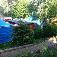Photo taken at Fete De Presle by Katia P. on 5/27/2012