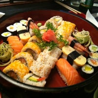 Photo taken at Kuukai by Fabiola S. on 6/15/2012