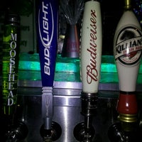 Photo taken at Max Sports Grille by Sarah F. on 7/28/2012