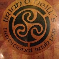 Photo taken at Brian O'Neill's Irish Pub by Kurrel on 5/3/2012