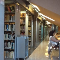 Photo taken at BEC - Biblioteca Economia by Pier Luigi M. on 5/30/2012