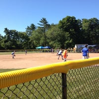 Photo taken at Bridgewater Girls Softball by Paula J. on 6/24/2012