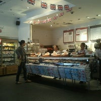 Photo taken at Pret A Manger by Philippe S. on 7/16/2012