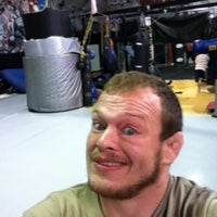Photo taken at Endgame Combat Sports Academy by Eddy R. on 8/19/2012
