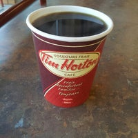 Photo taken at Tim Hortons by Jaime B. on 8/26/2012