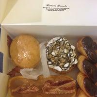 Photo taken at Pookies Donuts by ʎǝɔɐɹʇ ɹ. on 3/9/2012