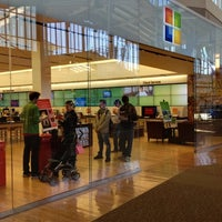 Photo taken at Microsoft Store by Don H. on 4/4/2012