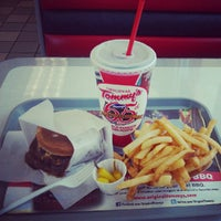 Photo taken at Original Tommy's Hamburgers by Mark K. on 6/21/2012