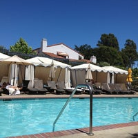 Photo taken at Ojai Valley Inn & Spa by John N. on 7/19/2012