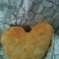 Photo taken at Chick-fil-A Twin Creeks Village by Laura H. on 2/8/2012