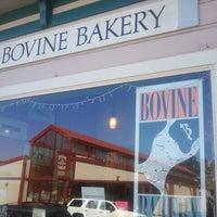 Photo taken at Bovine Bakery by Gabriella S. on 8/16/2012