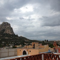 Photo taken at Hotel Casa Tsaya by PasatiempoQro on 9/1/2012
