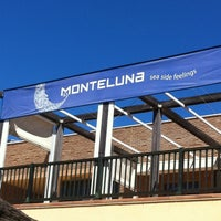 Photo taken at Monteluna Islantilla by José Luis M. on 8/14/2012