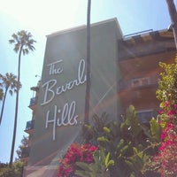Photo taken at Beverly Hills Hotel by Benjamin F. on 7/28/2012