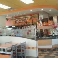 Photo taken at Pollo Campero by Dennisao N. on 6/20/2012