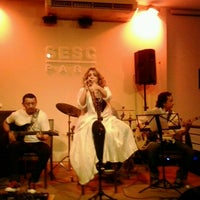 Photo taken at Centro Cultural SESC Boulevard by Julia R. on 8/18/2012