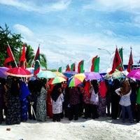 Photo taken at Ga. Villingili by Ahmed F. on 9/10/2012