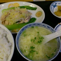 Photo taken at 周香港飯店 by Hiroyun on 2/20/2012