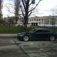 Photo taken at Школа №7 by Vasya V. on 4/23/2012