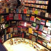 Photo taken at Livraria da Vila by Claire C. on 2/21/2012
