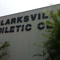 Photo taken at Clarksville Athletic Club by Harriet on 7/8/2012