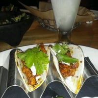Photo taken at Dos Caminos by Dana on 7/24/2012