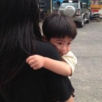 Photo taken at Tesco Lotus Express by Zera Z. on 3/24/2012