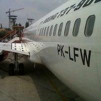 Photo taken at Terminal 1C by Dadang D. on 8/6/2012