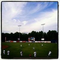 Photo taken at Dutchess Stadium by Tom U. on 7/3/2012