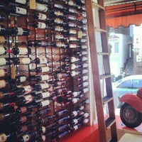 Photo taken at Biondivino Wine Boutique by Sinead N. on 9/7/2012
