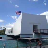 Photo taken at USS Arizona Memorial by Carl on 5/26/2012