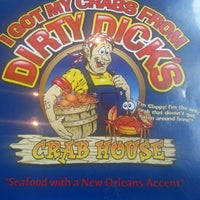 Photo taken at Dirty Dick's Crab House by Willia D. on 8/23/2012