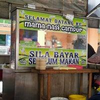 Photo taken at Mama Nasi Campur by miza A. on 4/20/2012