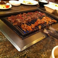 Photo taken at Oz Korean BBQ by Shaun R. on 9/1/2012