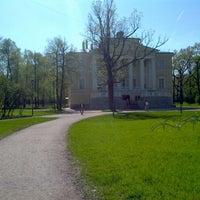Photo taken at Дворец бракосочетания № 3 by Marita P. on 5/17/2012