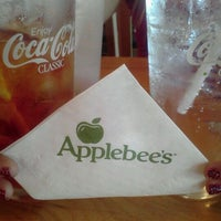 Photo taken at Applebee's Redwood City by Stacey M. on 6/2/2012