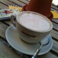 Photo taken at Café Schwarzsauer by Scott S. on 8/12/2012