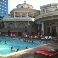 Photo taken at Peppermill Resort Spa Casino by Wesley C. on 9/3/2012