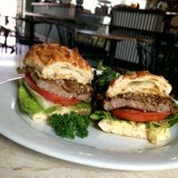 Photo taken at Main Street Coffee Roasting Company by Greg V. on 3/21/2012