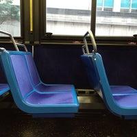 Photo taken at MTA Bus - 7 Av & W 57 St (M31/M57/X12/X14/X30/X42) by Chuck A. on 8/2/2012