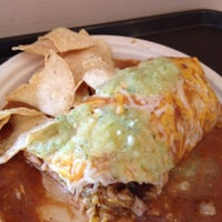 Photo taken at Maui Tacos by Kris L. on 5/22/2012