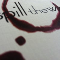 Photo taken at Spill the Wine by Eva H. on 5/15/2012