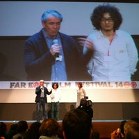 Photo taken at Far East Film Festival 14 (2012) by Nicola A. on 4/27/2012