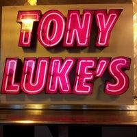Photo taken at Tony Luke's by Eric T. on 8/1/2012